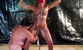 Kinky Amateur Wife Is Made To Enjoy Overwhelming Pleasure