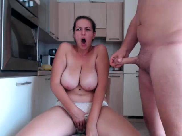 Big Natural Tits Fingering