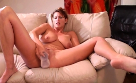 Amateur with big dick