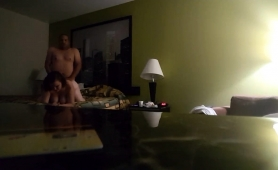 Voluptuous Mature Wife Gets Pounded Doggystyle On Hidden Cam