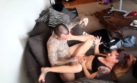Sultry Girl Braces Herself For A Deep Fucking On Hidden Cam