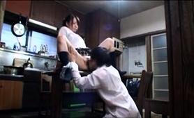 Beautiful Japanese Schoolgirl Getting Fucked On Hidden Cam
